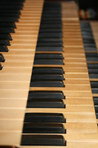 orgue-clavier