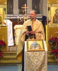 Père Dragos Giulea