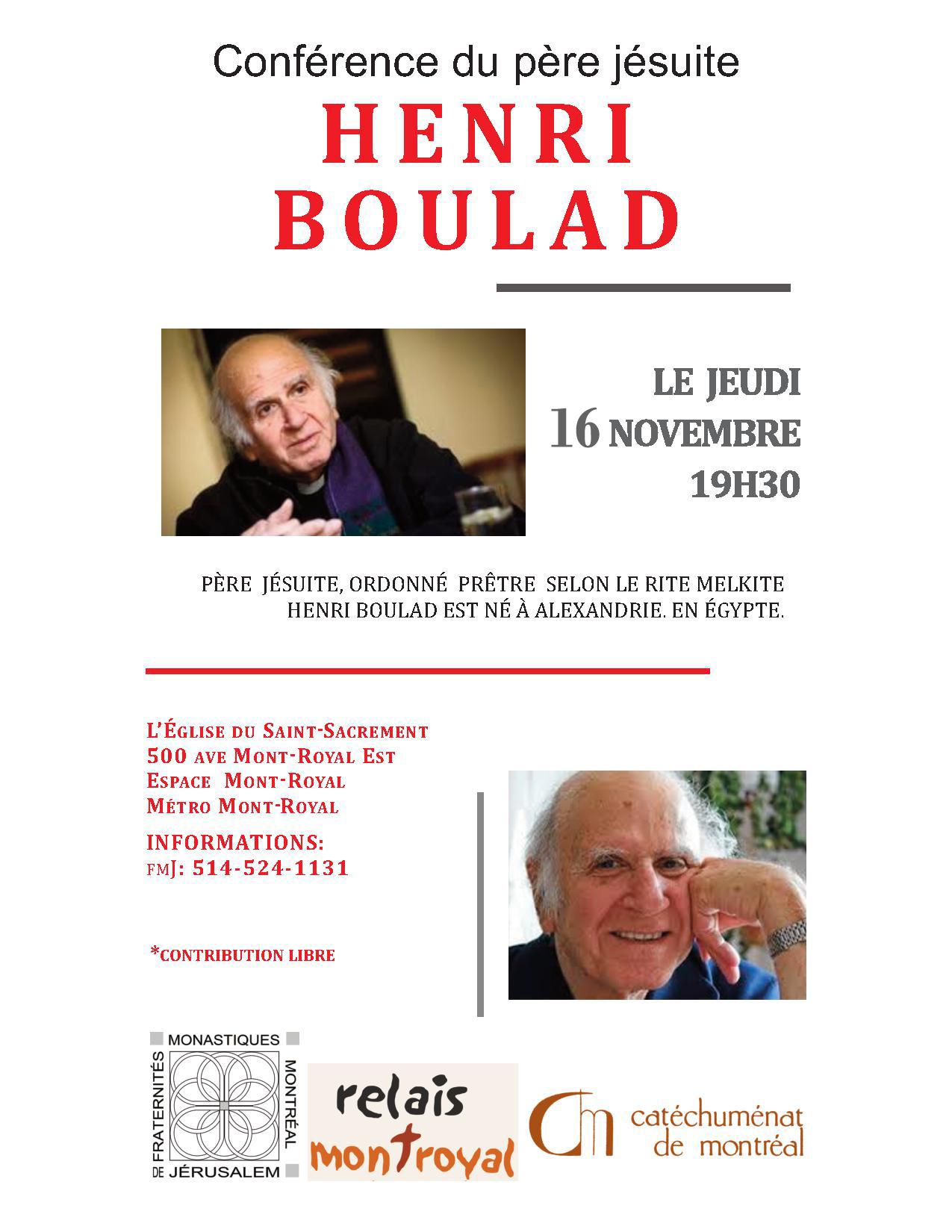 Henri Boulad Chrétiens d'Égypte 16