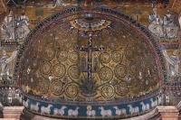 Mosaïque de San Clemente - vue générale