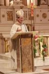 Homélie de Mgr Luigi Bonazzi, nonce apostolique au Canada - © FMJ