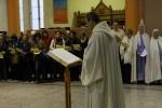 Lecture de l'Évangile de la miséricorde