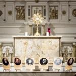 Les Saints et Bienheureux qui ont accompagnés les 24h de prière