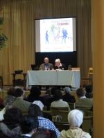 Conférence du Dr Bléhaut sur les débuts de la Vie