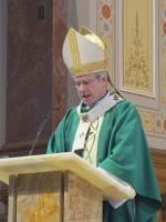 L'homélie de Mgr Christian Lépine