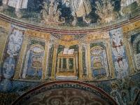 Baptistère des orthodoxes à Ravenne