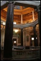 Baptistère du Latran - architrave